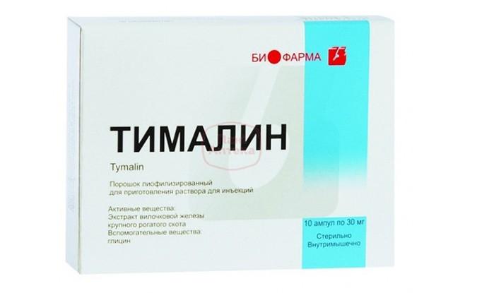 Тималин/Тимоген/Оглюфанид  Фармацевтика, лекарство, обман
