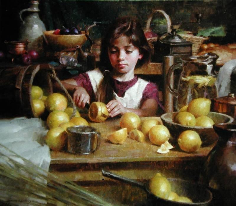 Лимонад в искусстве газировка, история, лимонад