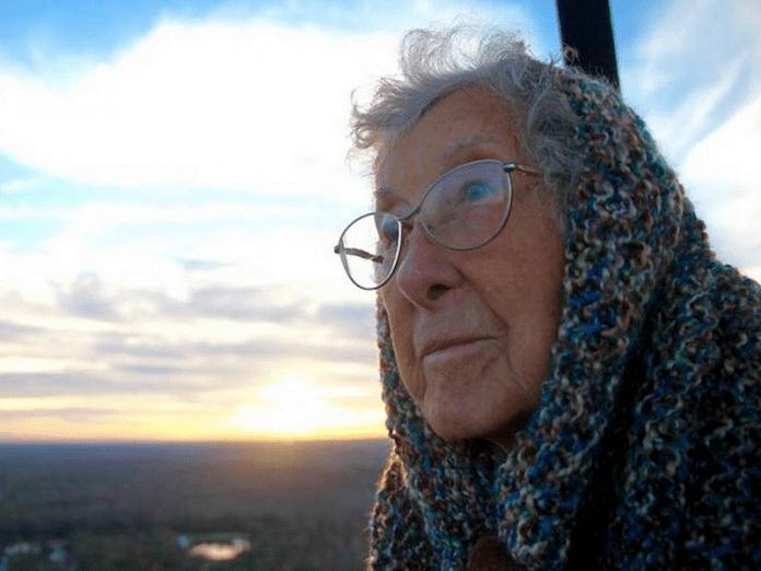 90-летняя женщина отказалась от лечения рака