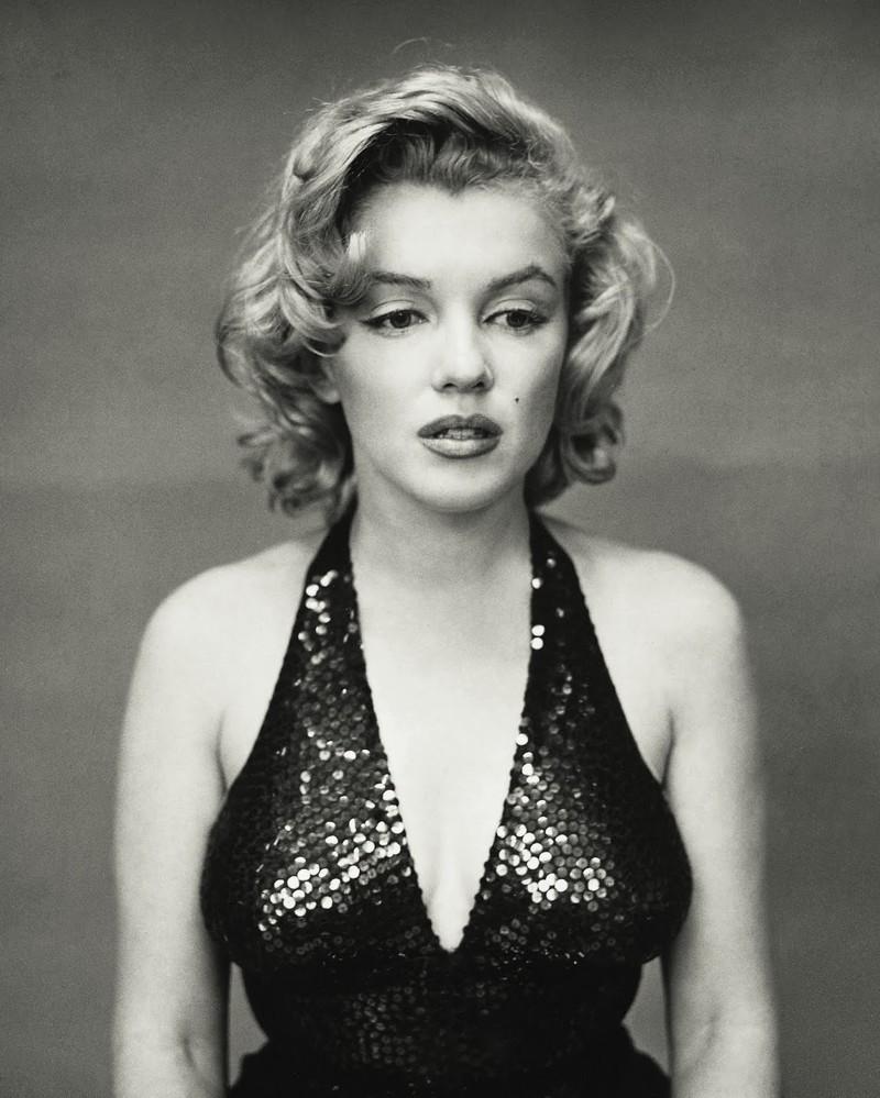 Мерлин Монро - безусловно эталон красоты конца 20 века. 20 век, девушки, красота