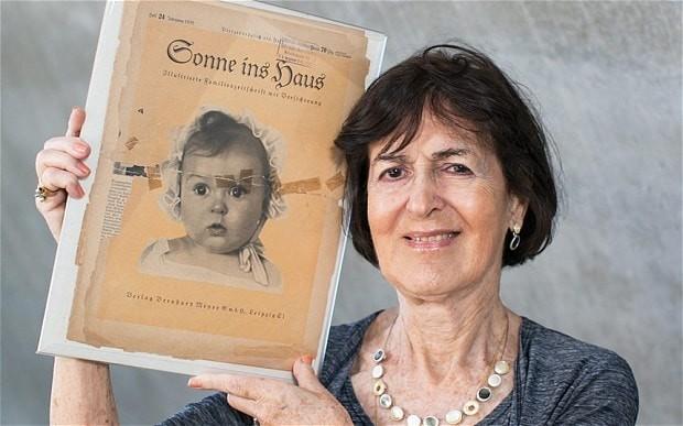 """Еврейка, ставшая """"эталонной"""" арийкой Израиль, евреи, иврит, факты, факты о евреях"""