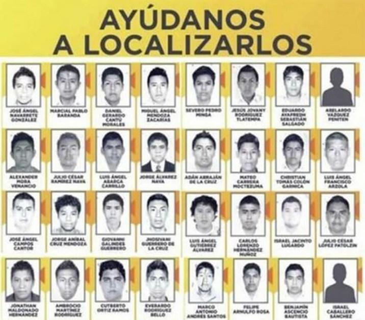 43 пропавших мексиканских студента загадки, захватывающе, истории, тайны