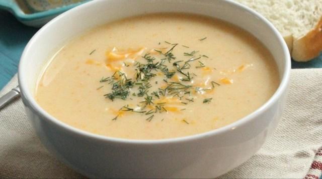 Сырно-овощной суп от Джейми Оливера 3 простых сырных супа на любой вкус, 3 супа, сырный суп