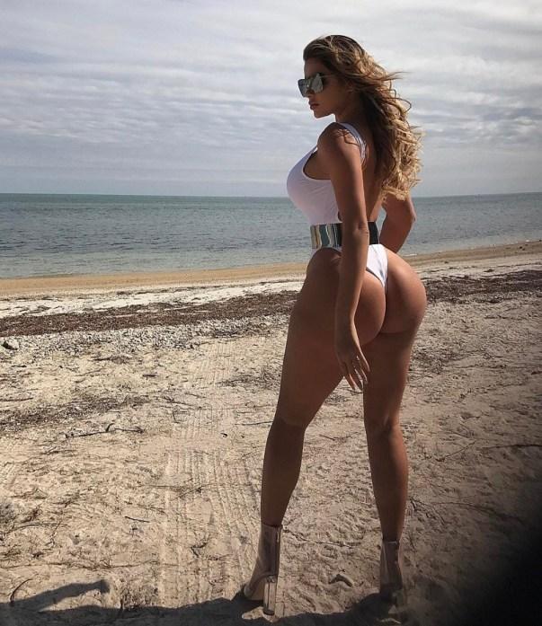Забудьте о Ким Кардашьян! Встречайте - Анастасия Квитко, русская девушка с впечатляющими формами анастасия квитко, женщины, ким кардашян, красота, модель