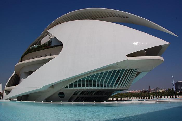 Оперный театр архитектура, интересное, испания