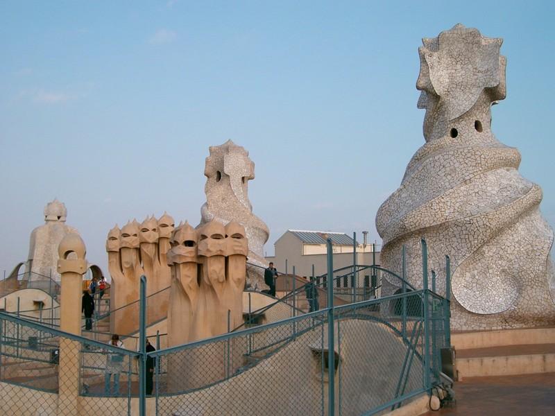 Поразительная архитектура Испании архитектура, интересное, испания
