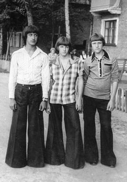 Ведь всем известно, что танцы - это повод принарядиться! Модников в СССР хватало! СССР, Советские люди, дискотека, история, танцы, фото