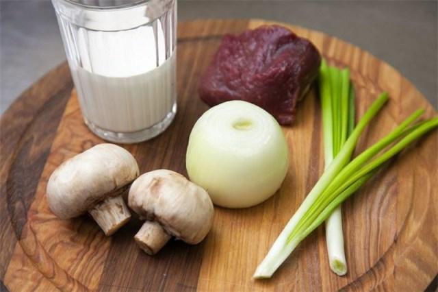 Бефстроганов Бефстроганов, быстро, вкусно, еда, мясное блюдо