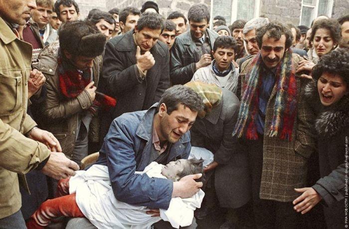 Землетрясение в Спитаке, 1988 история, события, фото