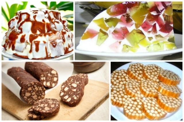 Простые сладости без выпечки без выпечки, вкусно, интересно, рецепты, сладости