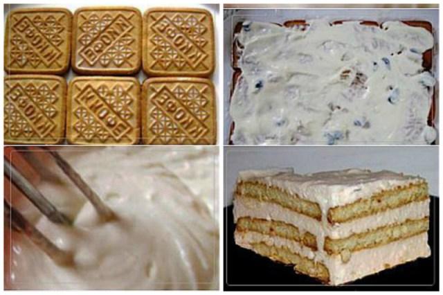 Тортик без выпечки без выпечки, вкусно, интересно, рецепты, сладости