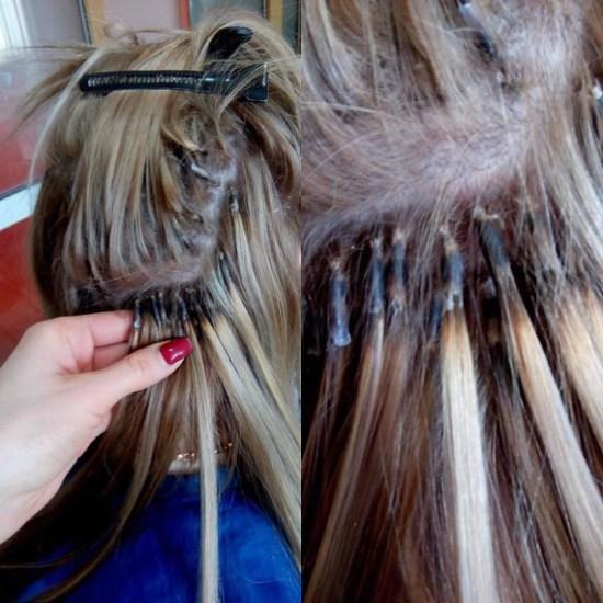 5. Так и свои волосы потерять можно берегите себя, девушки, жуткое зрелище, красота, опасно, салон красоты