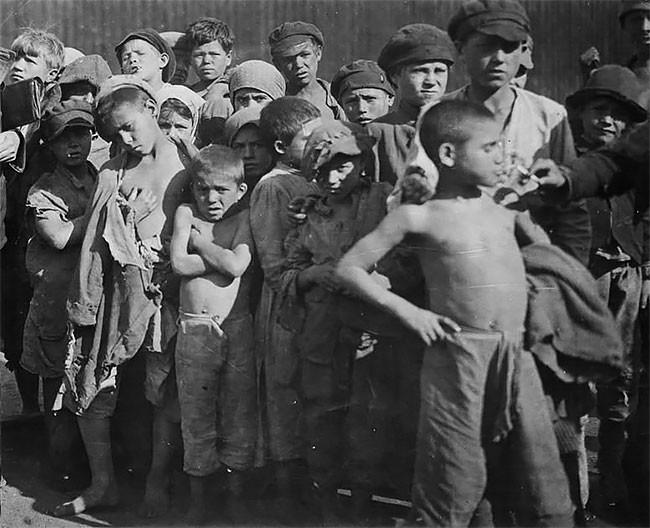 Беспризорники Москвы, 1922 год беспризорники, гражданская война, дети, история, редкие снимки, россия, сироты, фото