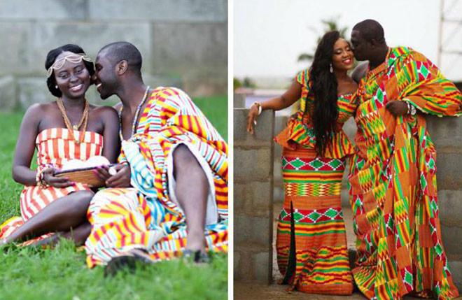 Гана в мире, жених, люди, невеста, обряд, одежда, свадьба, традиция