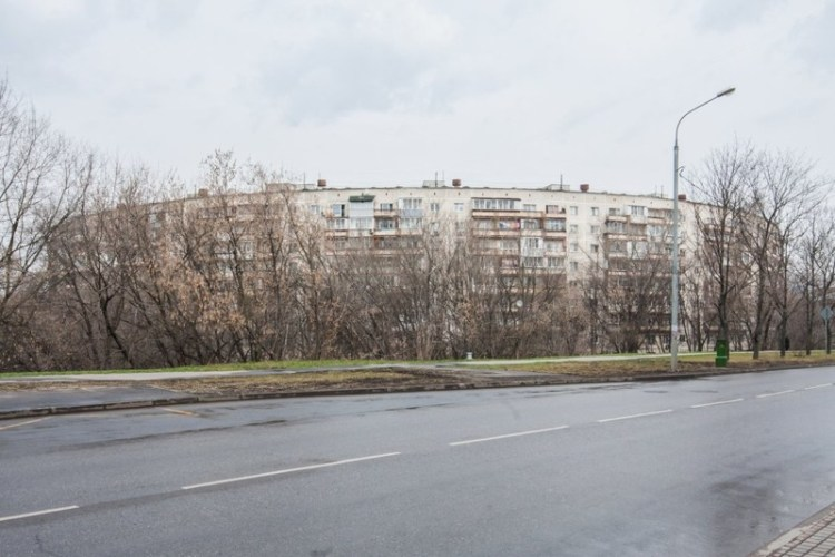 Как устроена жизнь вкруглом доме наулице Довженко вМоскве СССР, история, факты