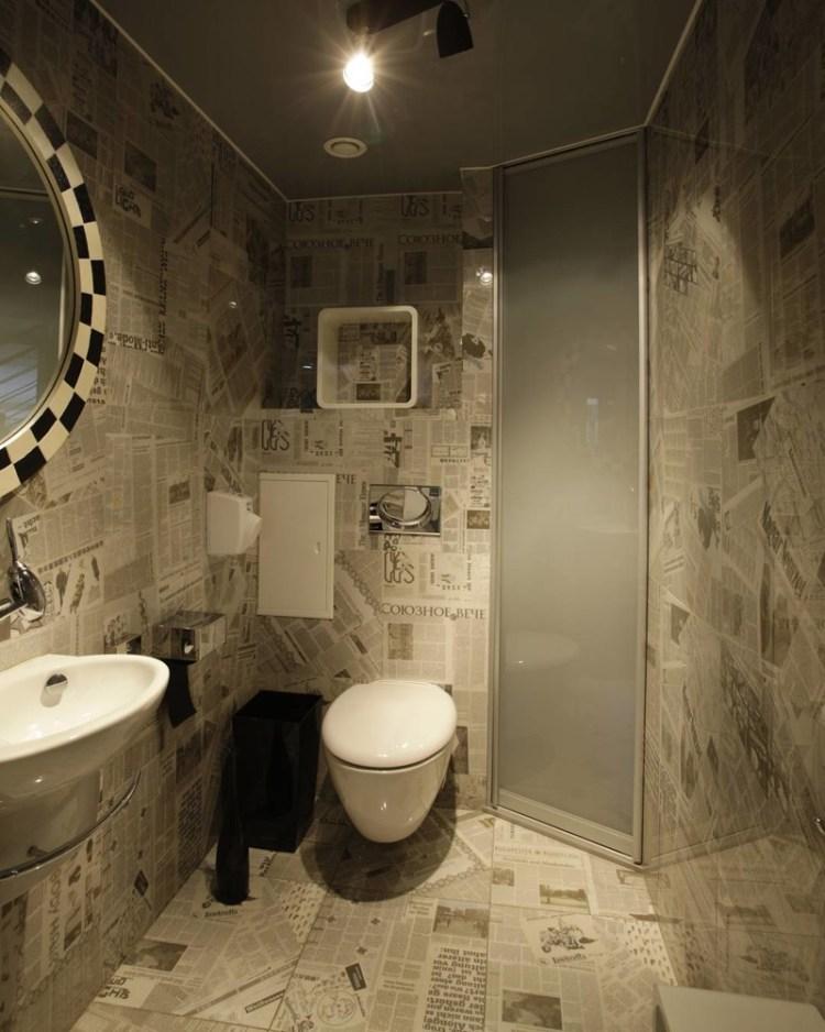 Всегда есть, что почитать дизайн, прикол, санузел, туалет, унитаз