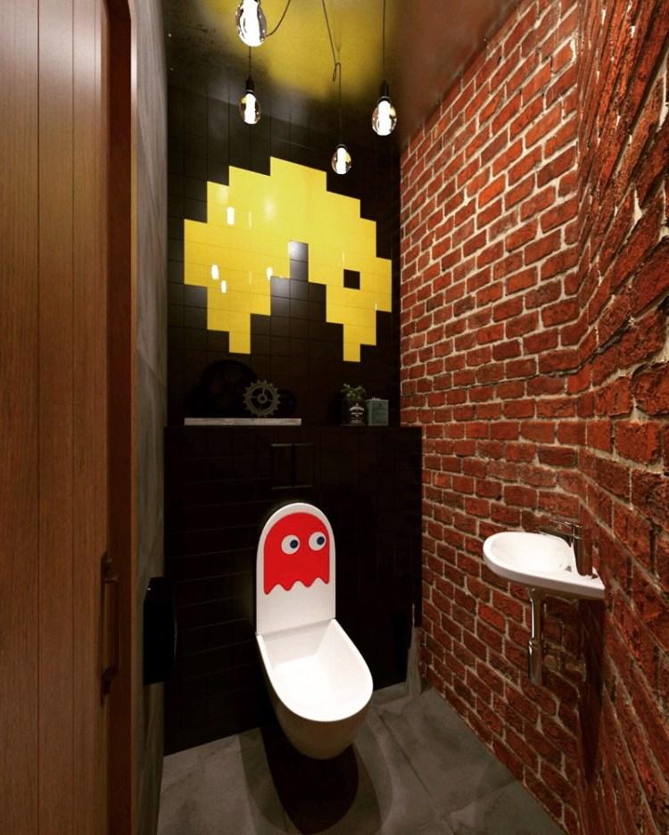 Делай дела играючи дизайн, прикол, санузел, туалет, унитаз