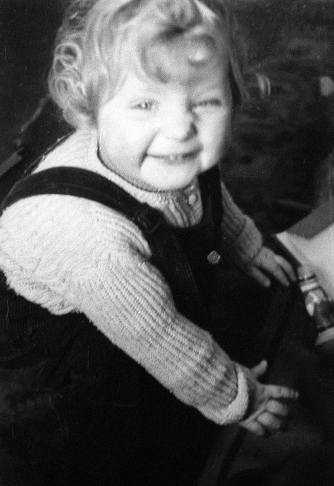 1. Из этой крохи вырастет одна из самых знаменитых женщин-политиков детство, политики, фотографии