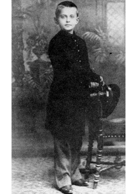 Лев Бронштейн в детстве 1917, Лев Троцкий, интересные факты, исторические деятели, красная армия, троцкий, факты