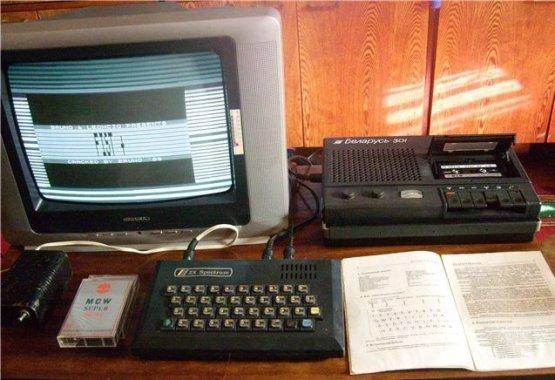 """После """"Денди"""" наступила эра бытовых персональных компьютеров. Легендой их стал """"ZX-Spectrum"""": СССР, история, сделай сам"""