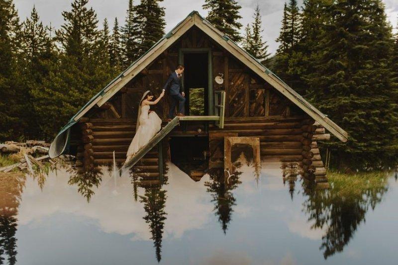 Парк Мэннинг, Британская Колумбия, Канада. Любовь, отношения, свадебное фото, свадьба, фото, фотограф, фотография