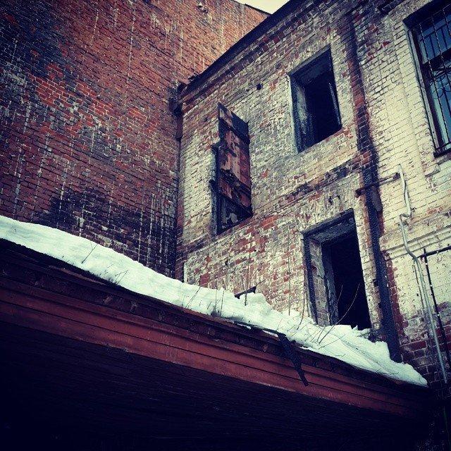 Казань Города России, всё тлен, города, депрессняк, жильё, развалины, трущобы