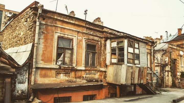 Ростов-на-Дону Города России, всё тлен, города, депрессняк, жильё, развалины, трущобы