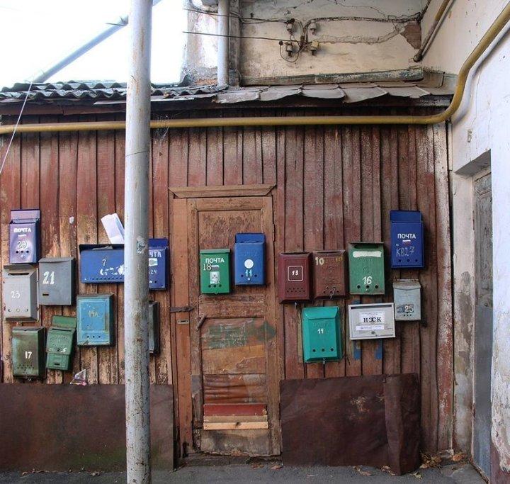Краснодарские неприглядные переулки Города России, всё тлен, города, депрессняк, жильё, развалины, трущобы