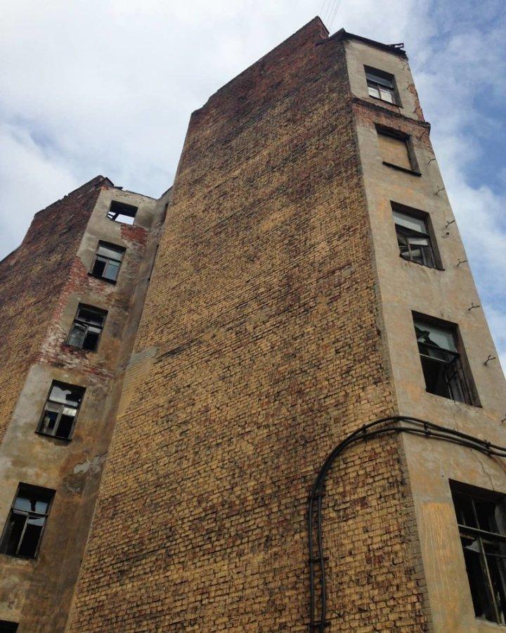 Всё ещё Питер Города России, всё тлен, города, депрессняк, жильё, развалины, трущобы