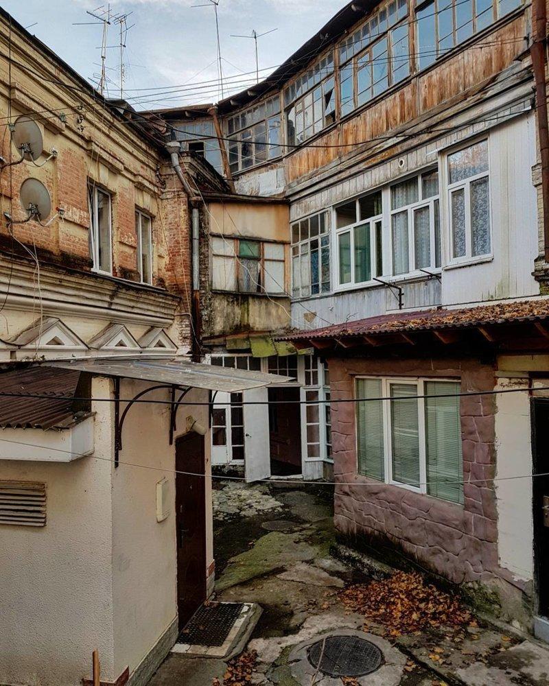 Кисловодск Города России, всё тлен, города, депрессняк, жильё, развалины, трущобы
