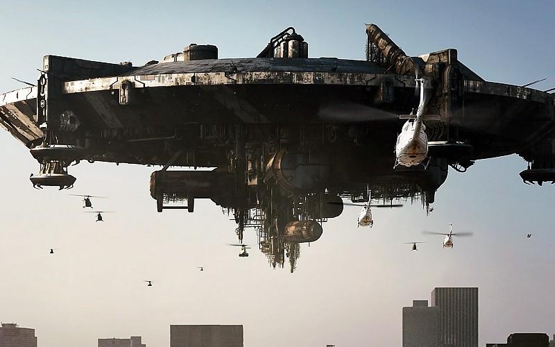 Район 9 star trek, вавилон, звездные войны, звездные корабли. космос, интересное, сравнение, фото