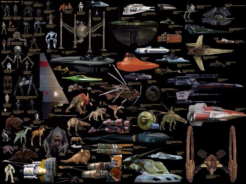 Гигантские карты сравнения участников  Звездных войн | star trek, вавилон, звездные войны, звездные корабли. космос, интересное, сравнение, фото