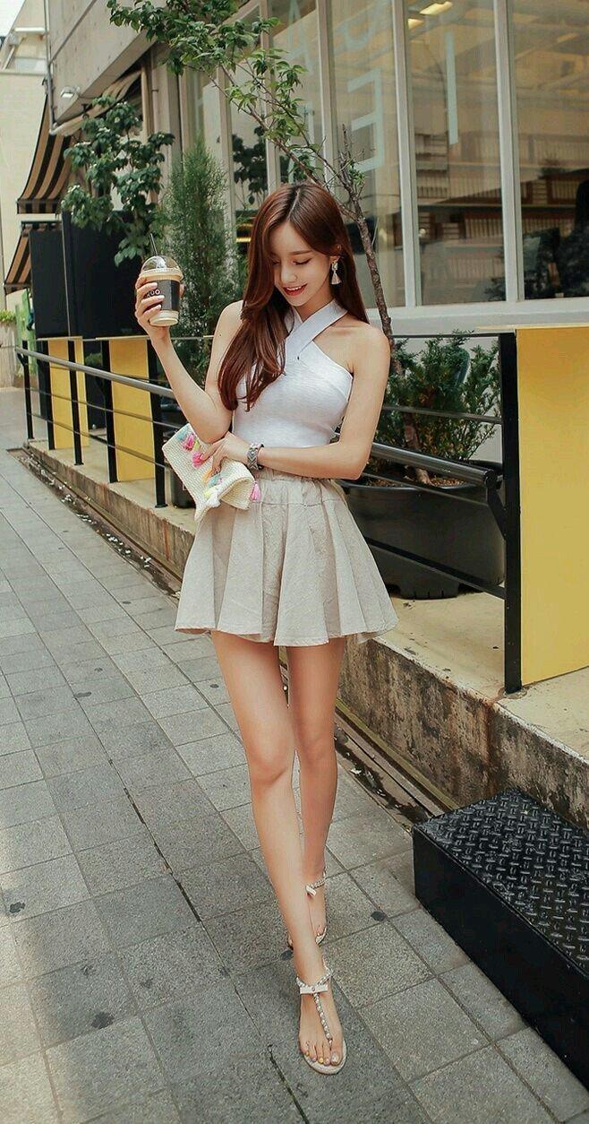 24 азиатки в мини, возраст которых не определить по фотографиям mini, азиатки, азиатки в юбках, девушки, китаянки, кореянки, японки