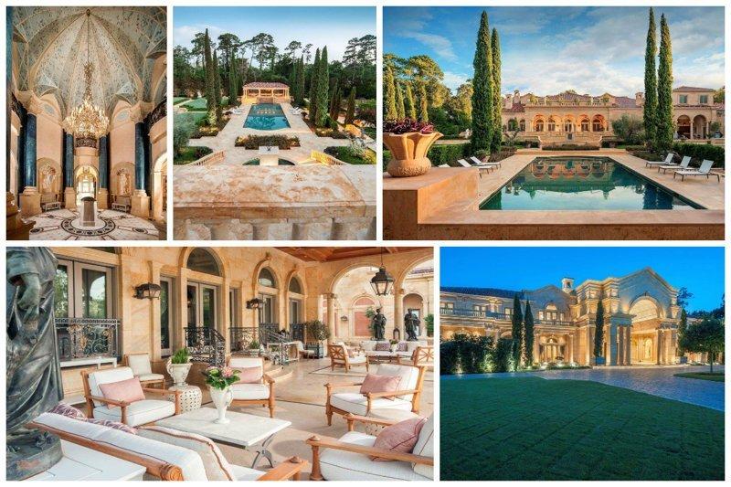 И в придачу дешевенький, маленький домик, чисто для гостей. 100 Carnarvon Drive Houston TX United States  $29,999,998 богато, вещи, дорого, миллиардеры, покупки