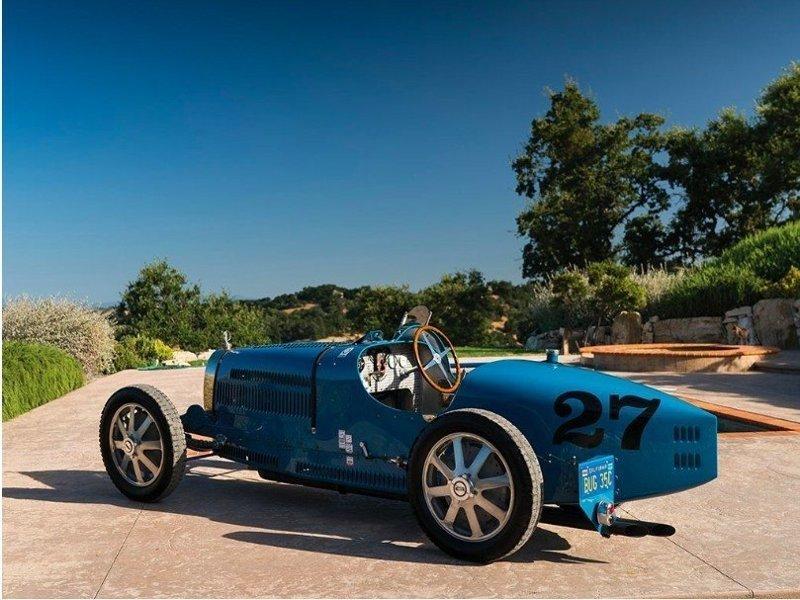 1925 Bugatti Type 35C Grand Prix  $1,300,000 богато, вещи, дорого, миллиардеры, покупки