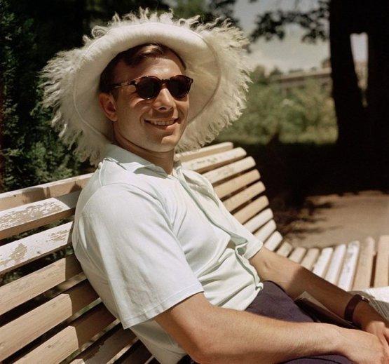 Юрий Гагарин в Сочи, 1961 год СССР, история, фотографии