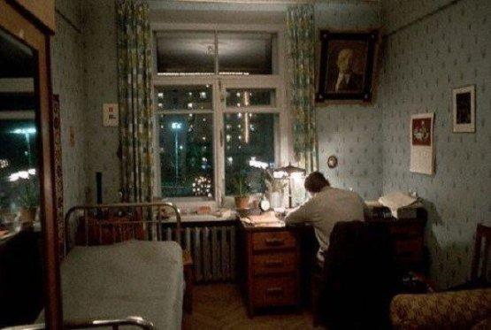 Обычный вечер в СССР СССР, история, фотографии