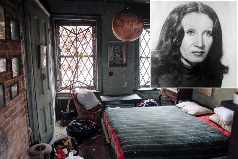 Манхэттенское чудо! 63 года актриса снимала апартаменты в Гринвич-Виллидж всего за $28 актриса, апартаменты, аренда, истории, манхэттен, нью-йорк, фото