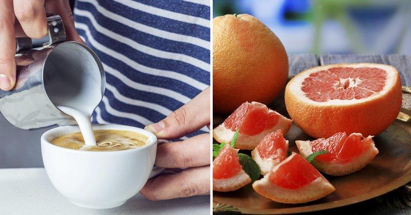 Зачем в кофе соль, или Тест на то, насколько вы кофеман грейпфрут, кофе, очистка, помощь, советы, спасение