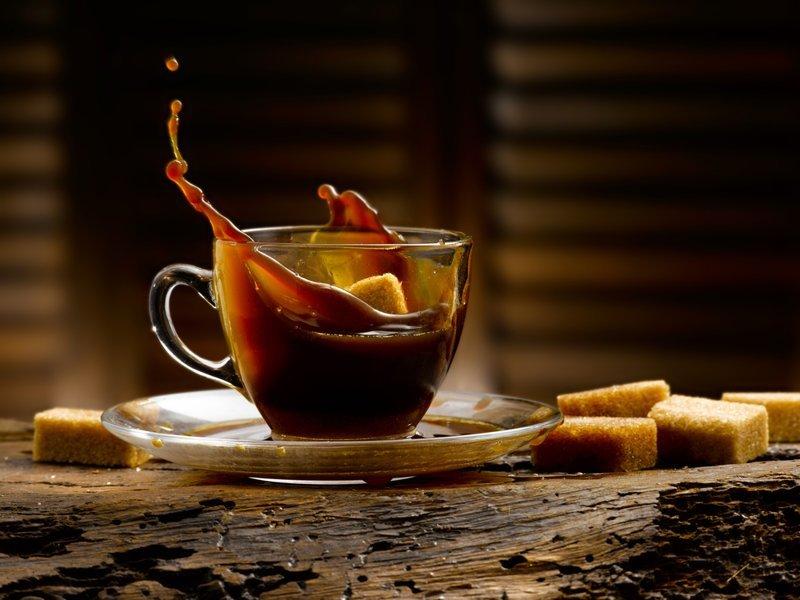 4. Соль, горечь и кофе грейпфрут, кофе, очистка, помощь, советы, спасение