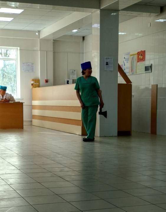 Инновации в медицине выглядят примерно так больница, врач, медицина, медсестра, прикол, юмор