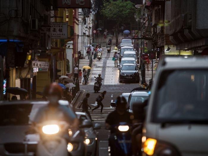 10. Сумасшедшее транспортное движение китай, национальные особенности, обычаи
