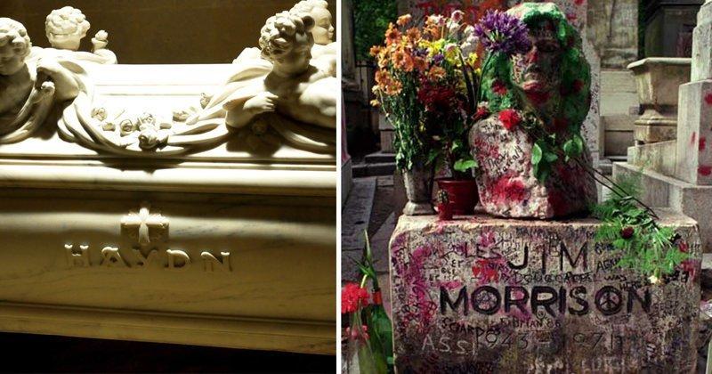 10 музыкантов, которым и после смерти нет покоя дикая история, легенда, могила, покой, смерть, странности