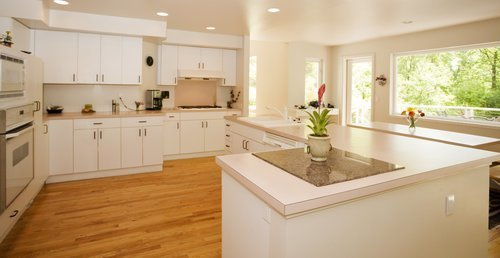 kitchen countertop cover stand alone cabinet for cost to install countertops estimates and prices at fixr materials the material of your