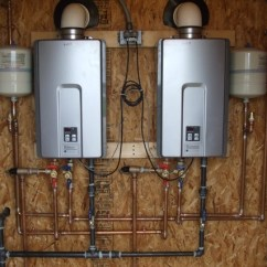 Instant Water Heater Kitchen Sink Sinks Undermount Cost To Install A Tankless - Estimates And ...
