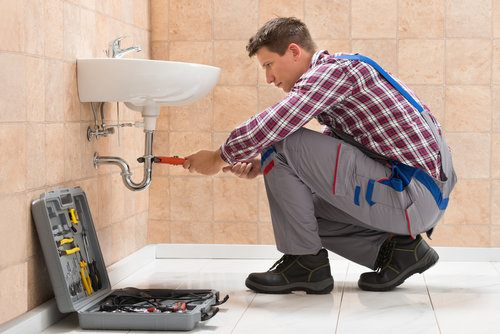 Cost To Install Plumbing In A Bathroom Remodel Estimates And Prices At Fixr