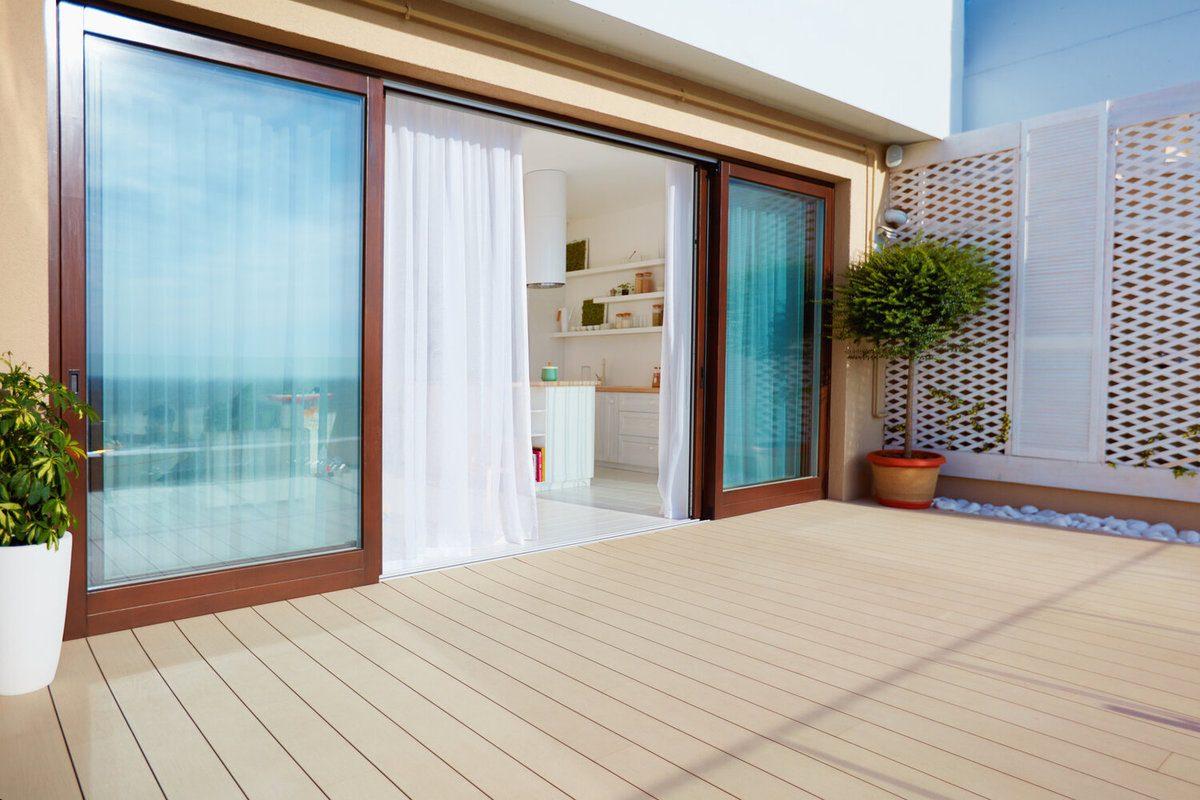 cost to install sliding patio door