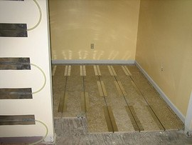 Electric Radiant Floor Heat