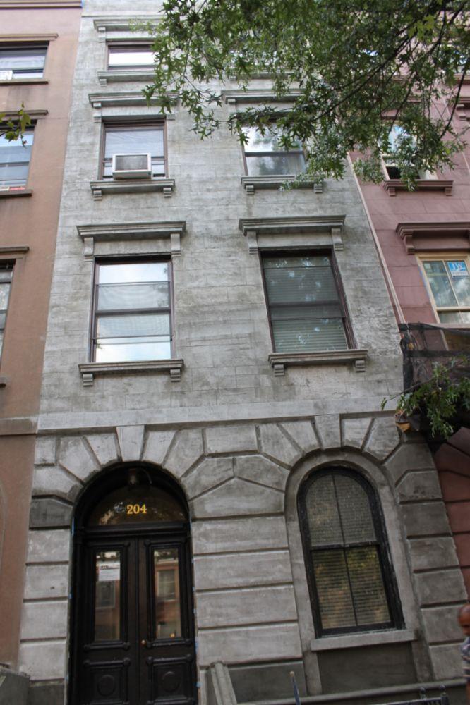 Brownstone Facade Restoration In Brooklyn Ny Brownstone