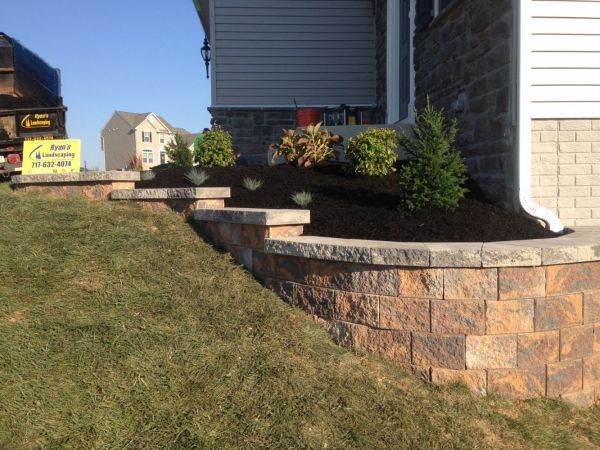 professional landscape and hardscape